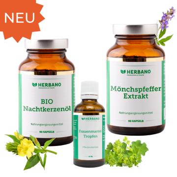 Meno-Aktiv-Paket von Herbano