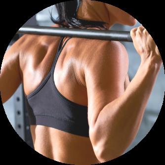 L-Carnitin für Muskelaufbau