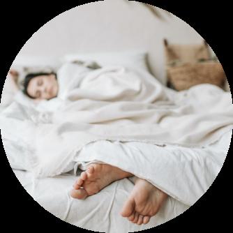 Melatonin Kapseln guter Schlaf