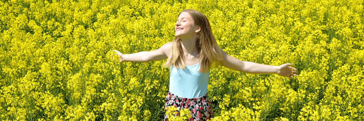 Frühlingszeit und Allergien